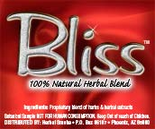Bliss Herbal Smoke