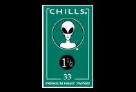 Chills 1 1/2 Rolling Paper