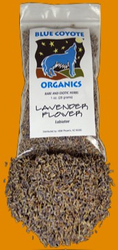 Lavender Flower Smoking Herb