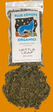 Nettle Leaf Smoking Herb