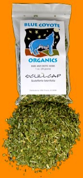 Scullcap Smoking Herb